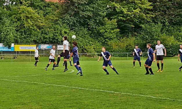 0:2 (0:0) bei SpVgg Ziegetsdorf II: Zweite muss erneute Niederlage verkraften