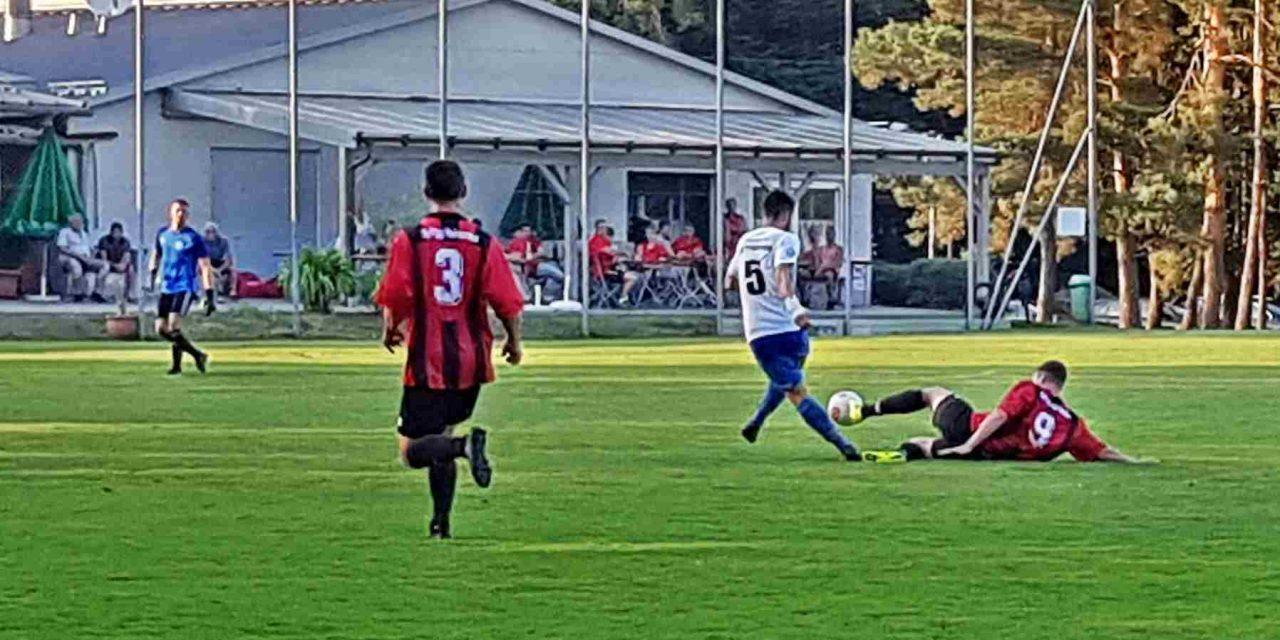 Zweite wurde vom FSV Regensburg – Prüfening teilweise schwindlig gespielt.
