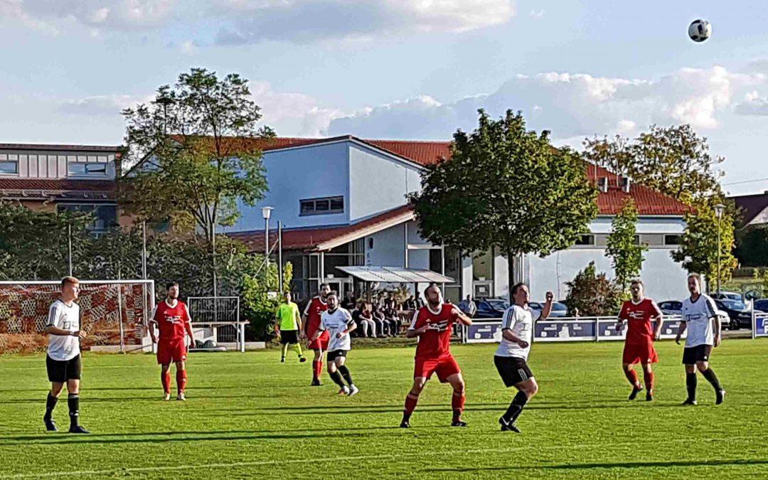 Zweite brach nach 40 Minuten komplett ein und verlor 9:1 gegen den FSV Steinsberg