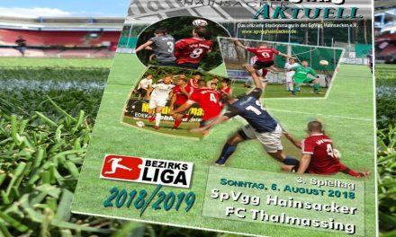 Stadionheft, 3. Spieltag: FC Thalmassing