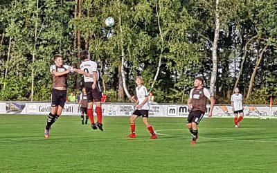 Zweite gibt rote Laterne ab. 3:0 Sieg gegen den SC Regensburg II