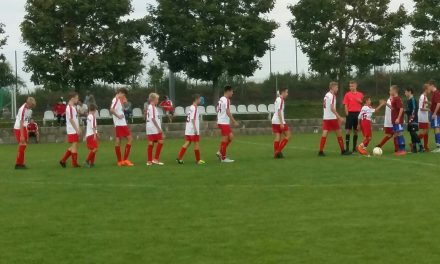 C1-Jugend ohne Punkte im 3. Spiel