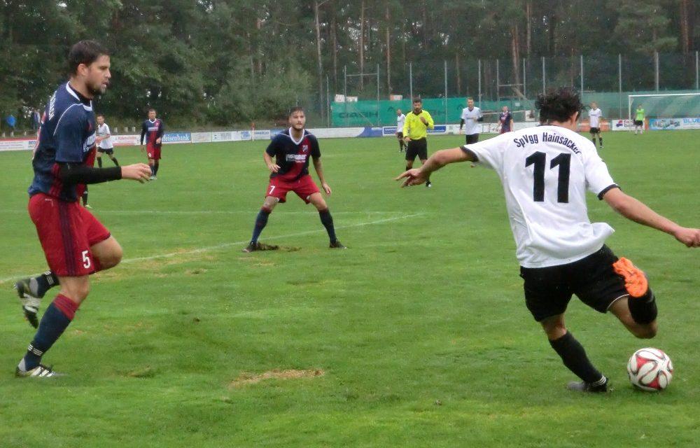 Zu Hause weiter eine Macht – SpVgg bezwingt SV Sulzbach/Donau 5:2 (1:0)