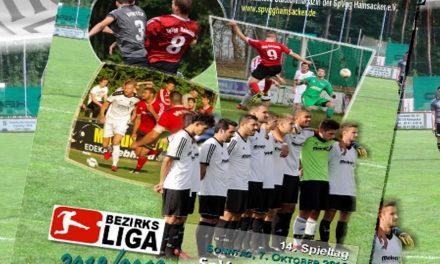 Stadionheft, 14. Spieltag: FC Furth i.W.