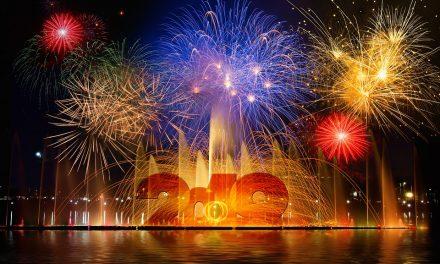 Die Spielvereinigung wünscht einen guten Start ins neue Jahr!