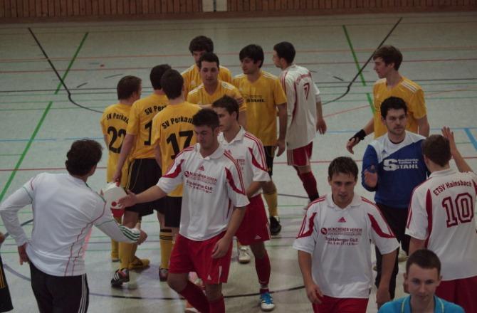 SpVgg beim Bügel-Weisse-Cup in Geiselhöring