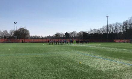 D1 gewinnt beim Tabellenführer SSV Jahn Regensburg 2