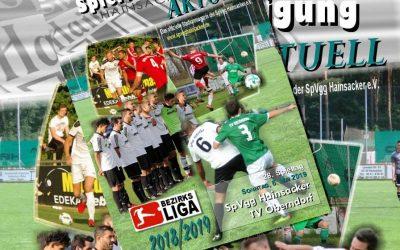 Stadionheft, 28. Spieltag: TV Oberndorf
