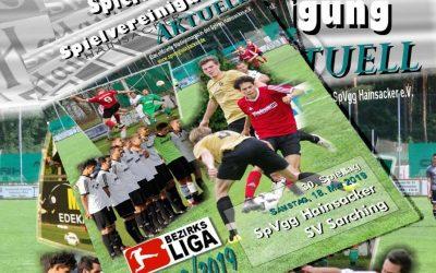 30. Spieltag: SV Sarching