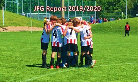 JFG Report 27 /2018-2019 (Rückblick und Vorschau)