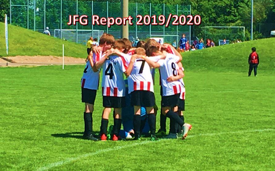 JFG Report 1 /2019-2020