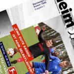 Stadionheft, 6. Spieltag: VfB Bach