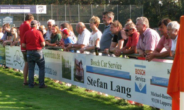 Re-Start der SpVgg am Sonntag im Toto-Pokal in Regendorf gegen FC Kosova!