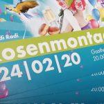 Rosenmontagsball geht in die 7. Auflage!