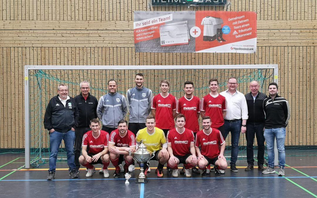 Spielvereinigung gewinnt Hubertus-Cup