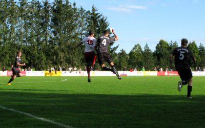 Mit Nullnummer in Katzdorf zurück im Liga-Alltag