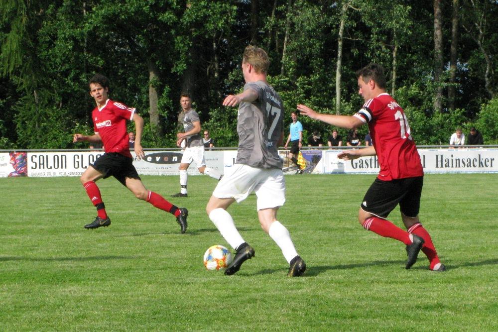 SpVgg startet mit Testspielerfolg gegen Bad Abbach