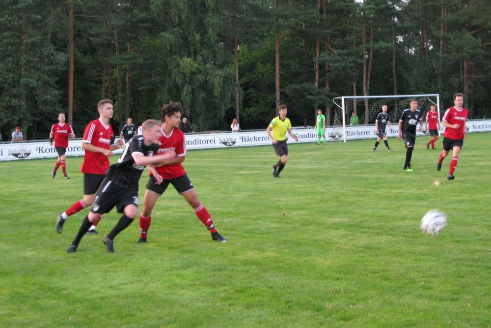 SpVgg sorgt mit 3:0-Erfolg im Nachholspiel für Befreiung