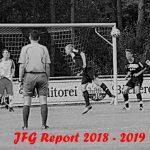 JFG Report 20 /2018-2019