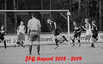 JFG Report 26 /2018-2019