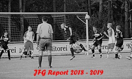 JFG Report 22 /2018-2019