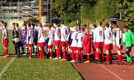 C1 gewinnt Derby beim TSV Kareth Lappersdorf.