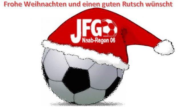 Frohe Weihnachten und einen guten Rutsch ins neue Fussballjahr