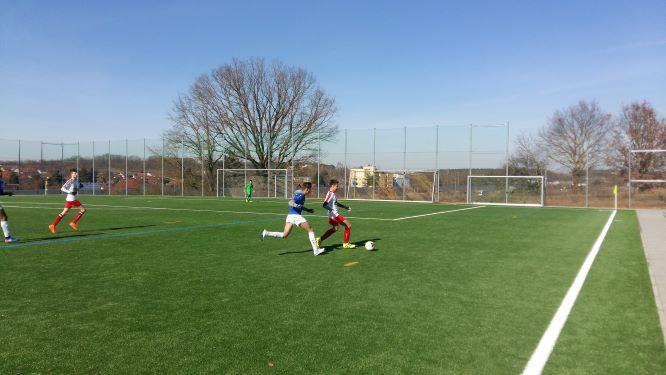 Testspiel VFB 10