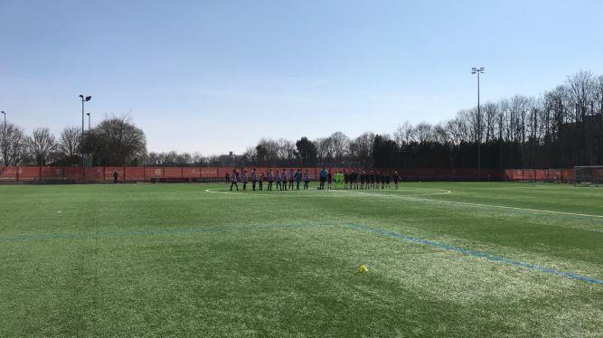 D1-gewinnt beim Tabellenführer SSV Jahn Regensburg 2