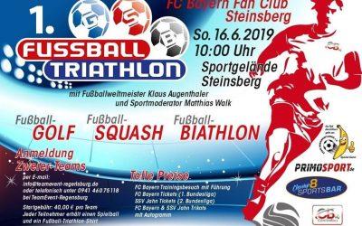 Fussball Triathlon