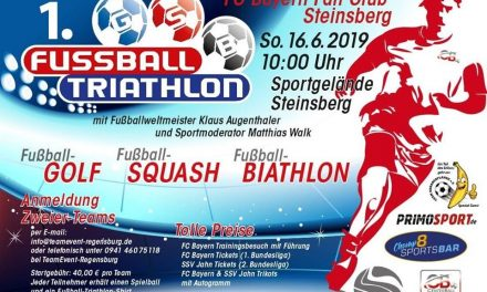 Fussball Triathlon