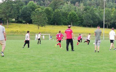 D2 Testniederlage gegen FC Jura 2