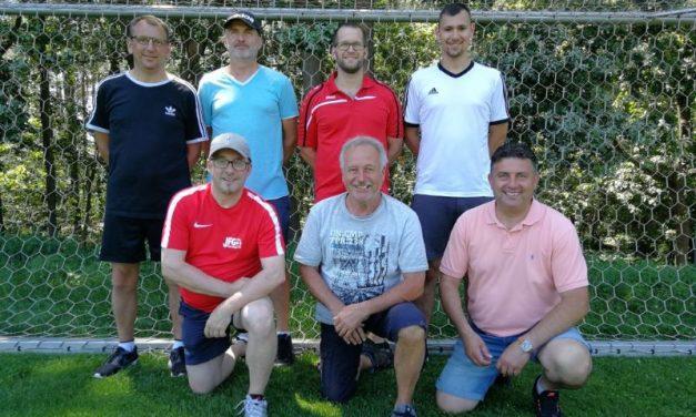JFG verpflichtet zur neuen Saison Mandzukic Nedzad als Jugendtrainer.