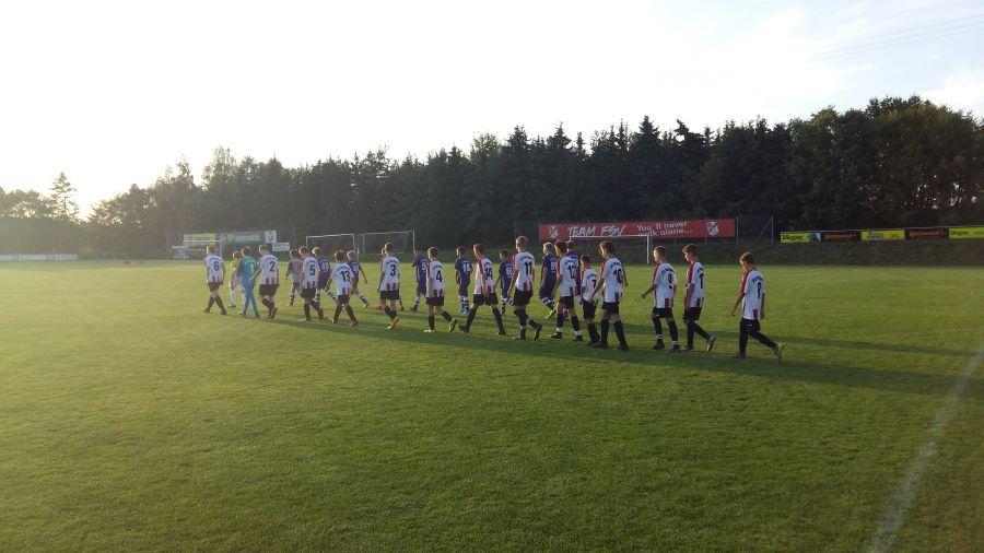 C1 zum Saisonstart mit Derbysieg gegen TSV Kareth Lappersdorf 2