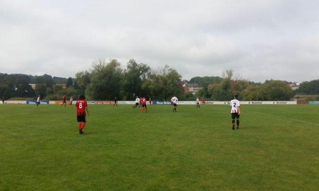 B-Jugend startet mit Niederlage in Saison.