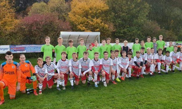 Testspielsieg der C1 gegen Futsal SSV Jahn Regensburg