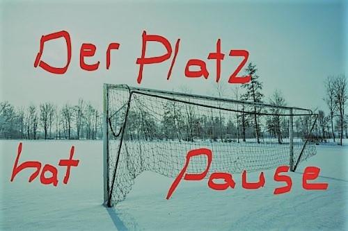 Winterpause!!!