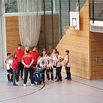 D2 Infos: Futsalliga und Abschlusstraining