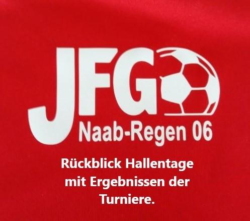 Hallentage der JFG wieder Erfolgreich gemeistert.