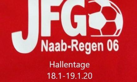 Hallentage JFG Naab-Regen