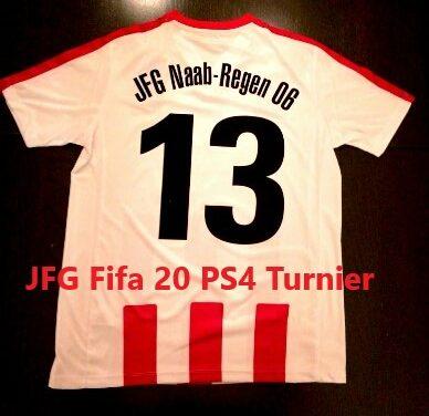 JFG veranstaltet für die Zocker Fifa 20 Turnier.