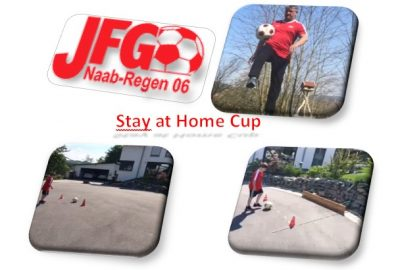 Stay at Home Cup