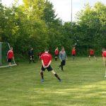 B-Jugend beginnt nach langer Pause mit Training